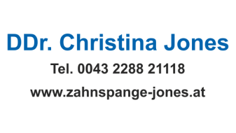 DDr. Christina Jones Logo