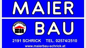 Maier Bau Logo