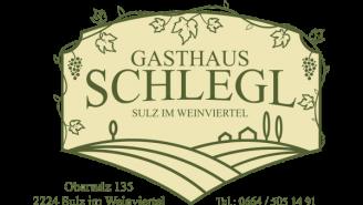 Gasthaus Schlegl Obersulz - Logo